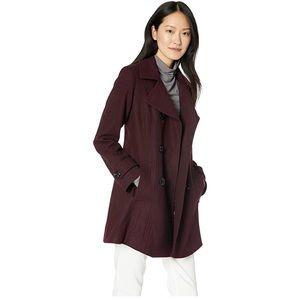 Anne Klein Wool Blend Coat